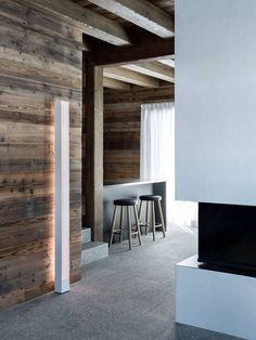 MB House by Rocco Borromini Chalet Design, Italy, Interior Design, Modern, House, Furniture, Home Decor, Home, Kitchens