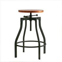 barhocker industrial vintage fabrikschick barhocker. Black Bedroom Furniture Sets. Home Design Ideas