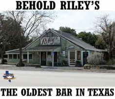 Located in Hunter Texas Waltz Across Texas, Texas Things, Old Bar, Texas Forever, Loving Texas, Texas Pride, Texas History, Texas Homes, Texas Travel