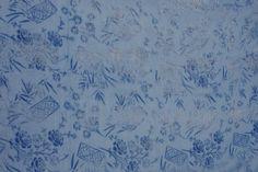 B&J Fabrics | Silk Rayon Burnout Velvet