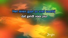 Karaoke Laat de zon in je hart - René Schuurmans * Was, Karaoke, Youtube, Youtubers, Youtube Movies