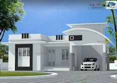 indian home design with garden using entrance door inserts and paint house how often for modern house plans book - Best Home Interior Design Single Floor House Design, House Front Design, Small House Design, Modern House Design, Contemporary Design, Contemporary Stairs, Contemporary Building, Contemporary Apartment, Contemporary Chandelier