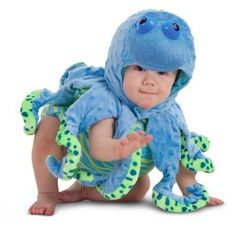 Haha ok Carleigh I'll wear this octopus outfit and then I will come and attack u will all of my arms!!!! Btw don't bite me again when ur a shark I don't want to start getting all blotchy again Hahahahaha