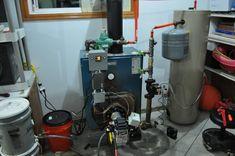 New Burnham Boiler Project Oil Heater, Boiler, Kitchen Appliances, Projects, Home, Diy Kitchen Appliances, Log Projects, Home Appliances, Blue Prints