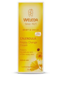 Weleda Baby Calendula Nappy Cream 75ml: Amazon.co.uk: Baby