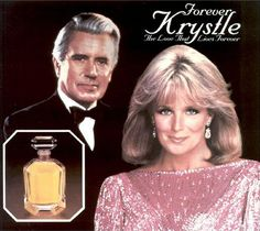 Forever Krystle by Charles of the Ritz is a Floral fragrance for women. Forever Krystle was launched in The fragrance features mimosa, musk, berga. Dynasty Tv Series, Dynasty Tv Show, Linda Evans, Perfume Ad, People Magazine, Vintage Advertisements, Vintage Ads, Favorite Tv Shows, Hair And Beauty