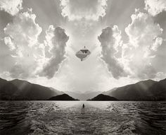 Jerry Uelsmann, Voyager @artsy
