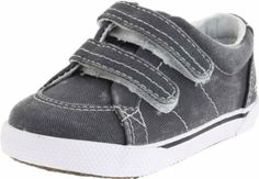 Sperry Top-Sider Infant Halyard Crib Oxford Sperry Top-Sider. $25.00. Adjustable velcro closure for easy on/off. Flexible synthetic sole. Distressed canvas upper