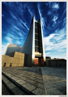 St.Mary's Cathedral,Tokyo  /Kenzo Tange