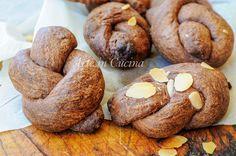Nodini al cacao ricetta biscotti da colazione facili vickyart arte in cucina