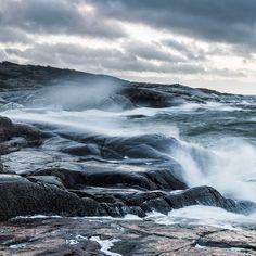 Amundön Gothenburg Sweden. 4 December 2015. #mikaelsvenssonphotography #sescape #storaamundon #coastal #helga #sweden #swedenmoments #nature #naturemoments