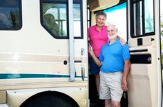 Keeping Your RV in Great Shape - Tips for inside and outside maintenance