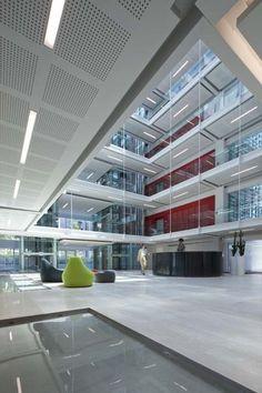 Affori Centre | GaS Architects (Photo: Beppe Raso - Stefano Gusmeroli) | Archinect