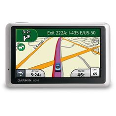 Garmin nüvi 3590LMT 5-Inch Portable Bluetooth GPS Navigator