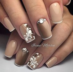 Маникюр | Видео уроки | Art Simple Nail https://www.facebook.com/shorthaircutstyles/posts/1760997800857326