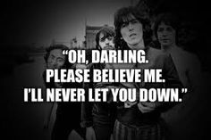 Oh Darling - The Beatles