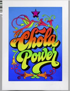 Elliot Tupac : CHOLA POWER Eliot Tupac, Lomo Saltado, Chola Style, Inspirational Phrases, Creative Lettering, Arte Popular, Vintage Labels, Erotic Art, Concept Art
