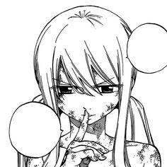Lucy Heartfilia in Fairy Tail manga