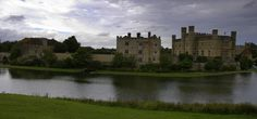 Leeds Castle...I've been there!  Beautiful...