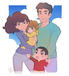 - ̗̀   pinterest:Narayani    ̖́- Crayon Shin Chan, Sinchan Wallpaper, Sinchan Cartoon, Cartoon Tattoos, Princess Drawings, Anime Version, Japanese Cartoon, Kawaii, Boy Art