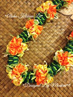Aloha Kilikina Lei