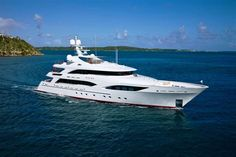 What Makes Luxury Charter Yacht Katya So Popular?