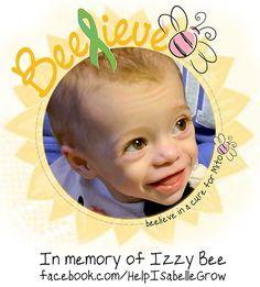 Help Isabelle Grow - Team Izzy - Izzy Bee Free Angel, Emma Jane, Angels, Bee, Baby Boy, My Love, Honey Bees, Angel