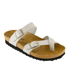 Take a look at the White Buckle Region Sandal on today! Cat Window Hammock, Painted Toes, Kinds Of Shoes, Birkenstock Mayari, Shoe Boots, Flip Flops, Take That, Pairs, Sandals