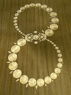 crop circle phenomenon...