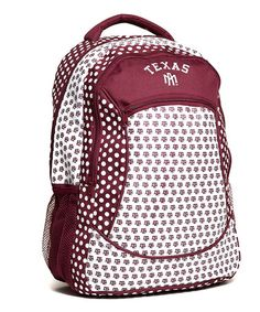 Look what I found on #zulily! Texas A&M Aggies Backpack #zulilyfinds