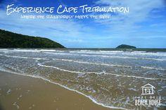 Marketing postart for Cape Trib Beach House - Graphics by http://www.fxwebstudio.com.au