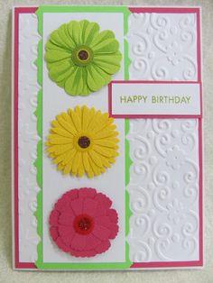 Home Design: Authentic Handmade Decorating Cards Trendy Mods ...