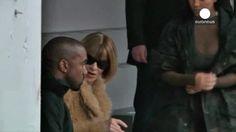 Kanye West presenta su nueva colección de calzado para Adidas
