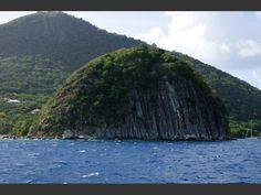 Le Pain de Sucre de Terre-de-Haut      Terre-de-Haut, Saintes, Guadeloupe, France