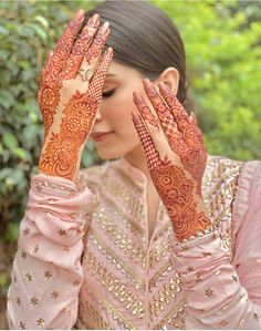 Dulhan Mehndi Designs, Mehendi, Pakistani Henna Designs, Stylish Mehndi Designs, Latest Bridal Mehndi Designs, Mehndi Designs For Girls, Henna Art Designs, Mehndi Design Photos, New Bridal Mehndi Designs