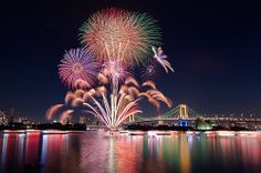 Odaiba Fireworks Spectacular