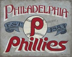 Philadelphia Phillies Print