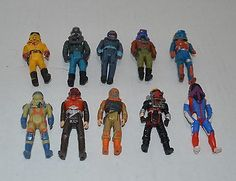 Lot of ten action figures complete with masks M.A.S.K. 1986 Kenner - http://hobbies-toys.goshoppins.com/action-figures/lot-of-ten-action-figures-complete-with-masks-m-a-s-k-1986-kenner/
