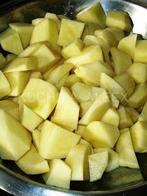 W mojej kuchni: Ziemniaczki zapiekane z mięsnymi kulkami wg Aleex Honeydew, Cheese, Fruit, Food, Honeydew Melon, Essen, Yemek, Eten, Meals