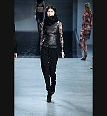 LOOK 25  Taiana Design For Helmut Lang