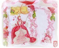 Valentine Mistinguett d'amour Card Set