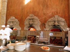 Guest Review: Lunch at Via Napoli in Epcot's Italy Pavilion | Disney Food Blog 2013