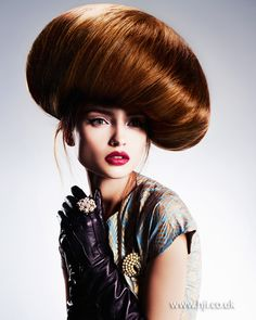 Kerry Mather – 2013 Southern Hairdresser of the Year Finalist Collection