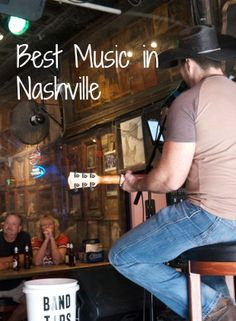 Top 6 Bars in Nashville http://solotravelerblog.com/best-music-in-nashville-how-to-go-to-a-bar-alone/