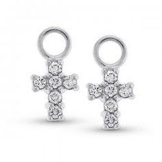 $850.00-KC Designs Diamond Earring Charms