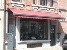 La Fin de Siècle, restaurant italien, bonne cuisine, dans un cadre agréable mais très bruyant, Av. de l'armée à Bruxelles