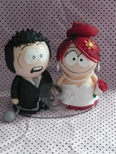 south park groom and bride