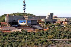 UNISA (University of South Africa) campus in Pretoria - the biggest distance learning university in the world. Pretoria, African Countries, Countries Of The World, Port Elizabeth, Kwazulu Natal, Kruger National Park, My Land, Image House, Africa Travel