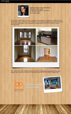 $2000 - Back Bay - A professionally managed 1 bedroom with all new renovations.  This Beacon St. and Mass Ave gem is charming just a few steps to the Charles River for your early morning run.  Call 315-534-1020 for a showing today!