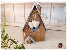 little bird house €20